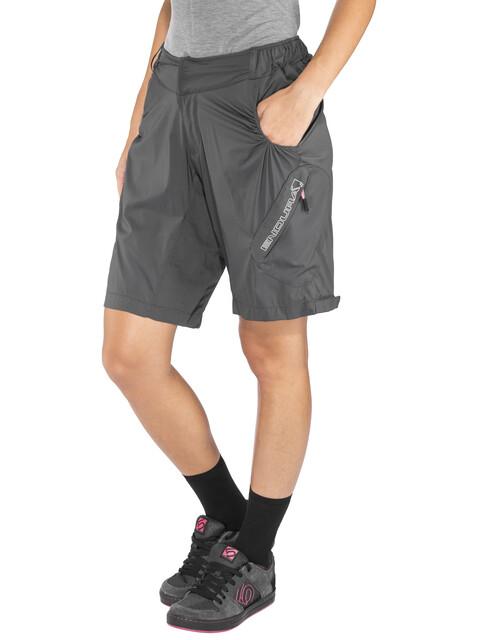 Endura Hummvee Lite - Bas de cyclisme Femme - avec culotte gris